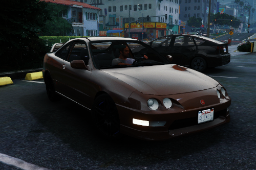 2001 Acura Integra Type R [Add-On | Tuning | Template]
