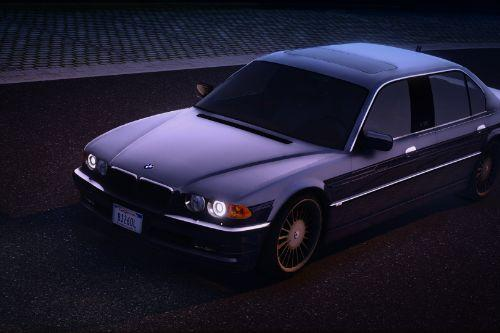 2001 BMW Alpina B12 6.0 Lang (E38/US/FL)[Add-On/Replace/Extras]
