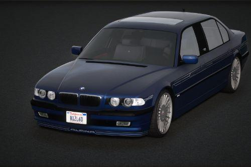 2001 BMW Alpina B12 6.0 Lang (E38) [Add-On | Extras | Tuning]