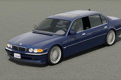 2001 BMW Alpina B12 6.0 Lang (E38/FL)(Add-On/Replace/Extras)
