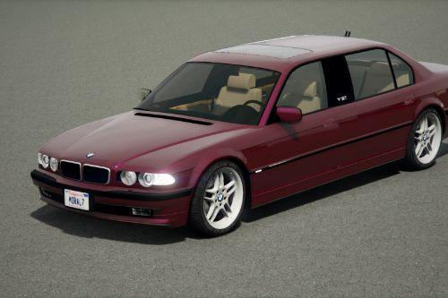 2001 BMW L7 Individual (E38/FL)(Add-On/Replace/Extras)