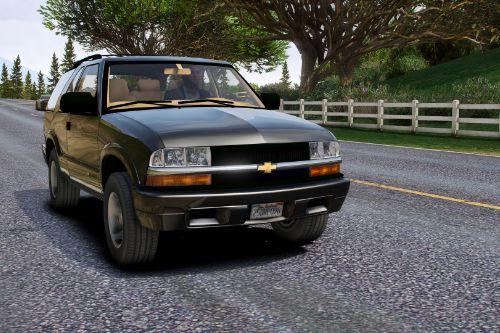 2001 Chevrolet Blazer [Replace | LODS | Unlocked]