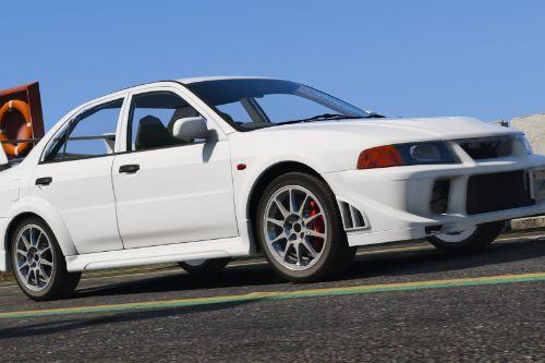 2001 Mitsubishi Lancer Evolution VI [Add-On]