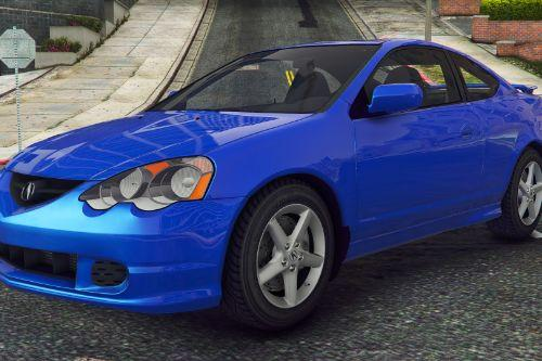2002 Acura RSX Type-S [Add-On | Tuning | LODs]
