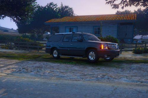 2002 Cadillac Escalade ESV Unmarked [ELS]