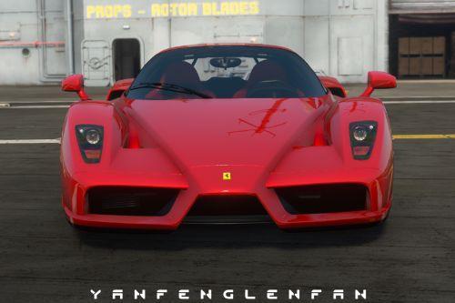 2002 Ferrari ENZO [Add-On]