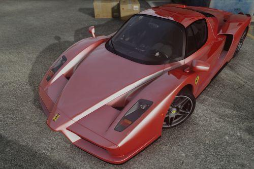 2002 Ferrari Enzo [Add-On]