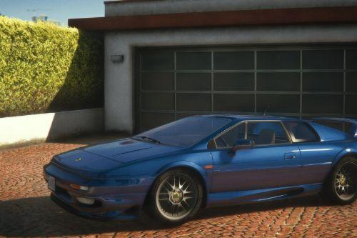 2002 Lotus Esprit V8 [Add-On | LODs | Template]