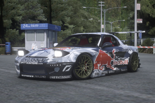 2002 Mazda RX-7 Spirit R [Add-On | Tuning | Template | LODS | Wheels]