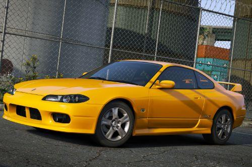 2002 Nissan Silvia (S15) [Add-On | Tuning | RHD| Template]
