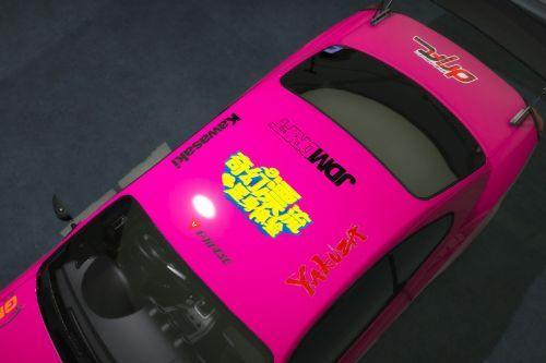 2002 Nissan Silvia S15 (Livery)