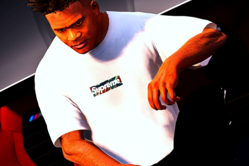 Mcdonald S X Travis Scott Staff Tee Gta5 Mods Com