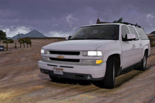 2003 Chevrolet Suburban Z71 [Add-On / Replace | Unlocked]