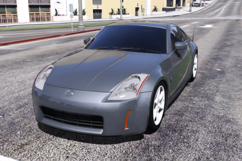 2003 Nissan 350z [Add-On / Replace | Tuning | Template]