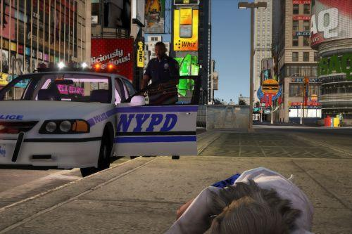 NYPD 2016 Chevrolet Impala [Add-On / FiveM]