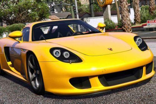 2003 Porsche Carrera GT (980)