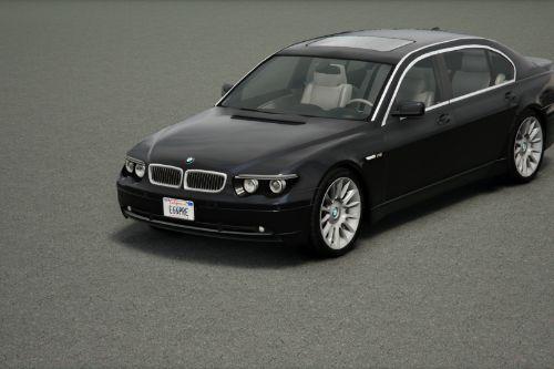 2004 BMW 760Li Individual (E66/PFL) [Add-On / Replace | Tuning | Extras]