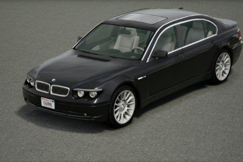2004 BMW 760Li Individual (E66/PFL) [Add-On / Replace | Tuning | Extras]