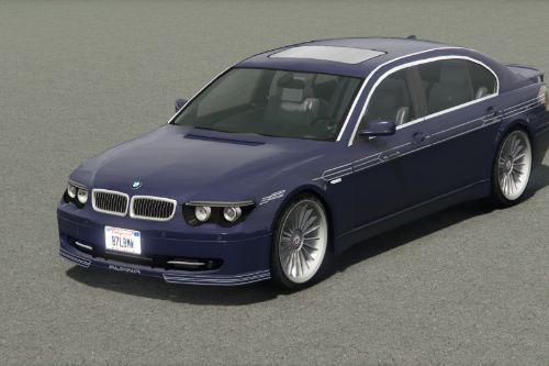 2004 BMW Alpina B7L (E66/PFL) [Add-On / Replace | Extras | Tuning]