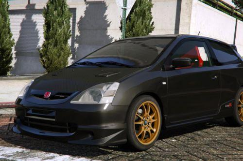 2001 Honda Civic Type-R (EP3) [Add-On | Tuning | Mugen | RHD | Template]