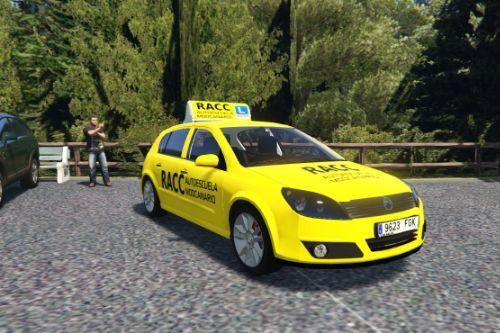 2004 Opel Astra H RACC Autoescuela [Add-on/replace]