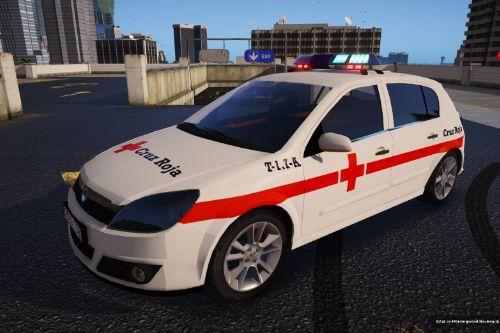 2004 Opel Astra Hatchback Cruz Roja Española[FiveM-Replace-ELS]
