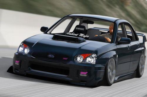 2004 Subaru Impreza WRX STI 326 POWER [Add-On | Extras]