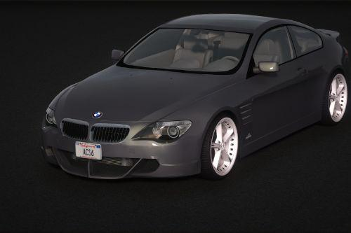2005 AC Schnitzer ACS6 (E63) [Add-On | Tuning | Extras]