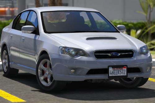 2005 Subaru Legacy [Replace / Add-on]