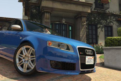 Audi RS4 B7 [Replace | Tuning]