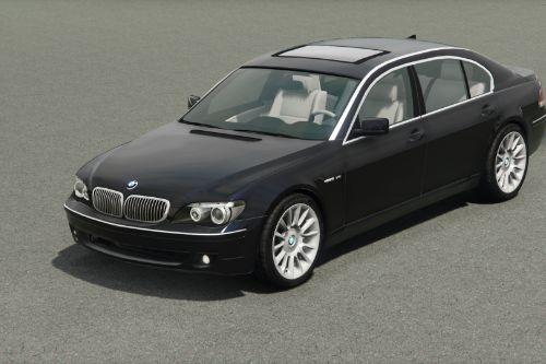 2006 BMW 760Li Individual (E66/FL)[Add-On/Replace/Extras/Tuning]