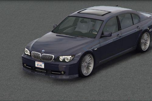 2006 BMW Alpina B7L (E66/FL) [Add-On / Replace | Extras | Tuning]