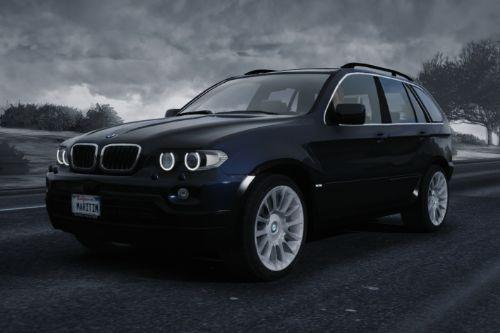 2006 BMW X5 4.8iS Individual (E53/FL) [Add-On / Replace | Tuning | Extras]