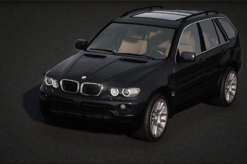 2006 BMW X5 4.8iS Individual (E53) [Add-On / Replace | Tuning | Extras]