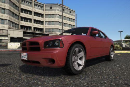 2006 Dodge Charger R/T [Add-On/Replace]