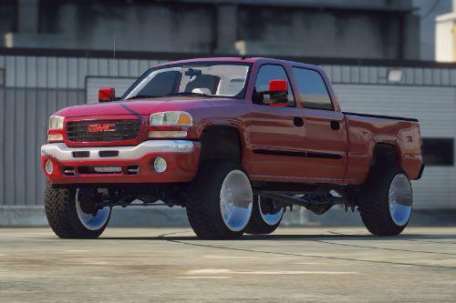 2006 GMC Seirra 1500 [Add-On / FiveM]
