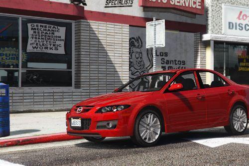 2006 Mazda 6 MPS