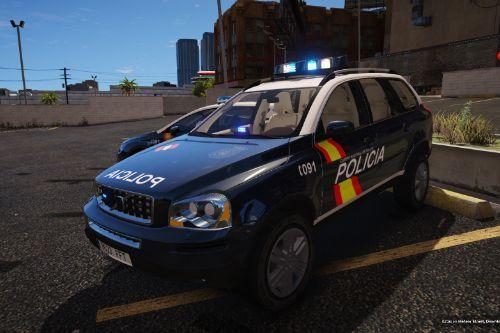 2006 Volvo XC90 V8 Policia Nacional España CNP (Spain police)
