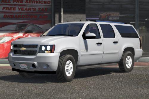 2008 Chevrolet Suburban Civilian SUV [Replace]