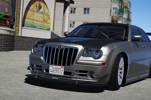 2008 Chrysler 300c SRT8 [ Tuning / Livery / Add-on / DUB / Template ]