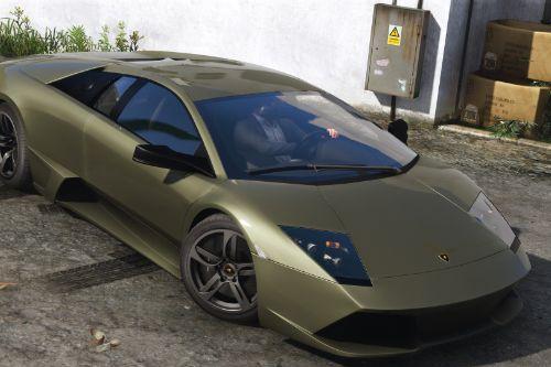 2008 Lamborghini Murcielago LP 640-4 [Add-On | Template]
