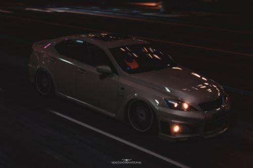 2008 Lexus IS-F [Add-On | Replace]