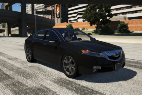 2009 Acura TL [Add-On / Replace]