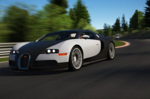 2009 Bugatti Veyron Handling File