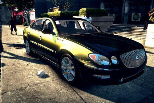 2009 Buick LaCrosse [Add-On | Unlocked]