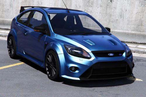 2009 Ford Focus RS [Add-On | RHD | Template]