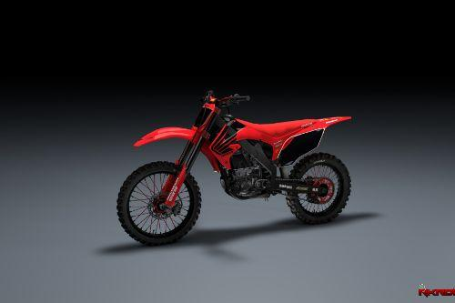 2009 Honda CR450R - Special Edition