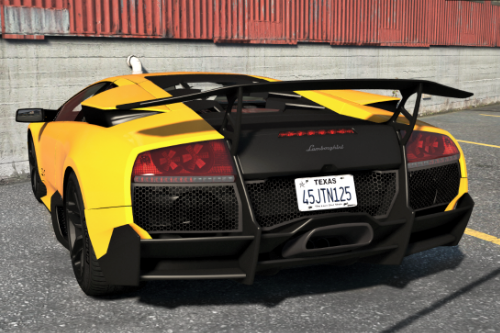 2009 Lamborghini Murcielago LP 670-4 SV [Add-On | Tuning]