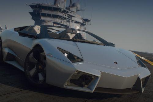 2009 Lamborghini Reventon Roadster [Add-on | OIV | Template | Manual Spoiler]