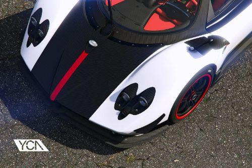 2009 Pagani Zonda Cinque Roadster (Customized) [Add-On | Wipers]